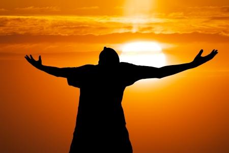 salvation: Man worship to God