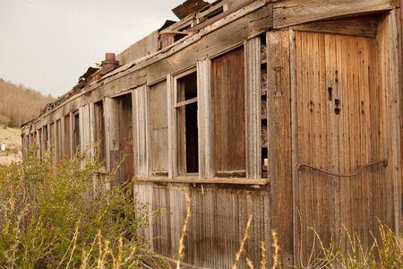 wood railroads: railroad car