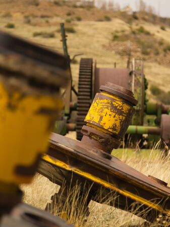 gold mine machinery