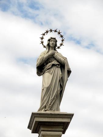 immaculate: Estatua de la Virgen de la Inmaculada Concepci�n