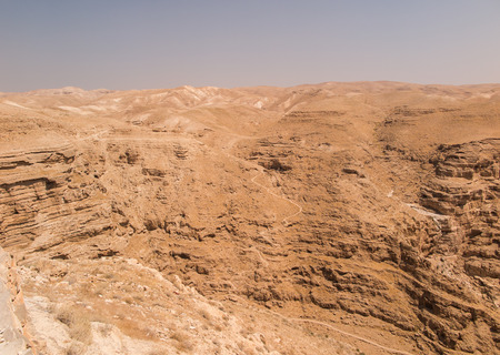 judaean desert: Judaean Desert - The Holy Land, Israel
