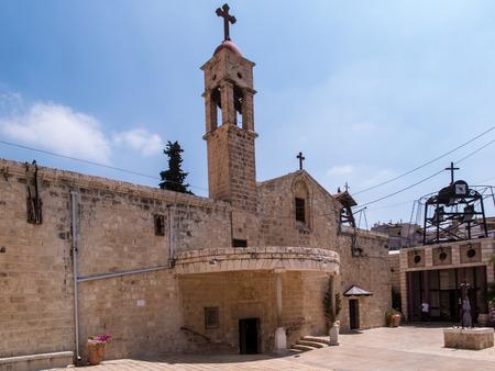 nazareth: Greek Orthodox Church of the Annunciation, Nazareth, Israel