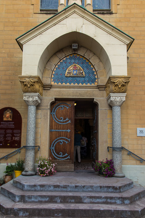 confessor: Shrine of St.. Claude de la Colombiere in Paray-le-Monial, France
