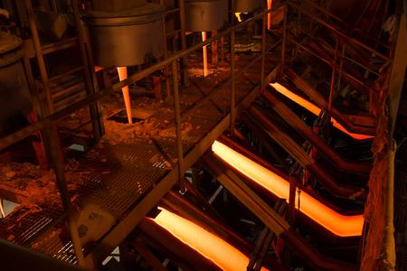 enamel: production of enamel at factory