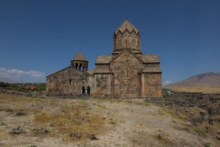 Hovhannavank, a medieval monastery located in the village of Ohanavan in the Aragatsotn Province of Armenia.