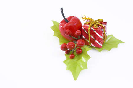 Christmas adornment Stock Photo