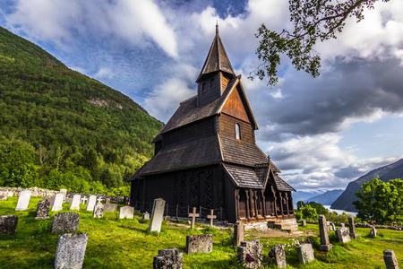 ウルネスの木造教会、ノルウェーのユネスコ世界遺産