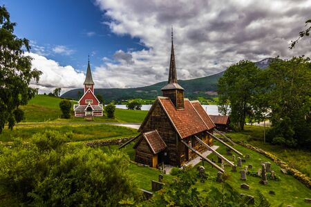 stave: R�dven stave Church, Norway