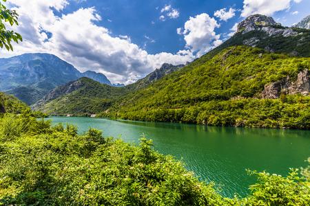 rive: Rural landscape of Bosnia
