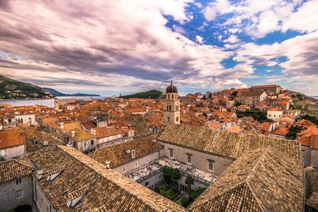 Monastery in the old town of Dubrovnik, Croatia
