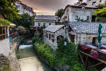 Old town of Mostar, Bosnia