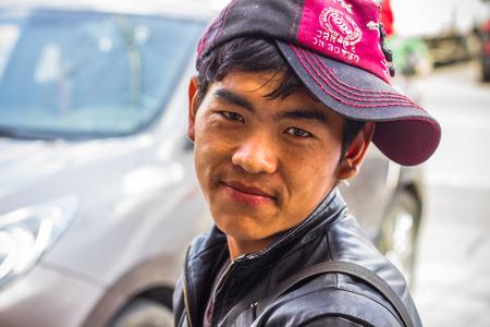 misterious: August 11, 2014 - Tibetan boy in Lhasa, Tibet