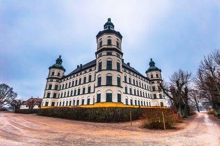 Skokloster, Sweden - April 1, 2017: Skokloster Palace, Sweden Editorial