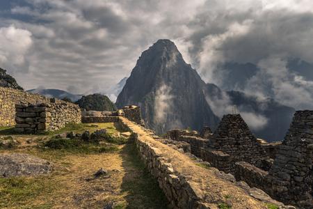 Machu Picchu, Peru - Ancient City of Machu Picchu, Wonder of The World, Peru