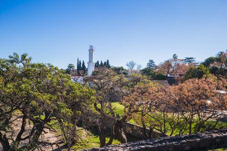 Old town of Colonia Del Sacramento, Uruguay
