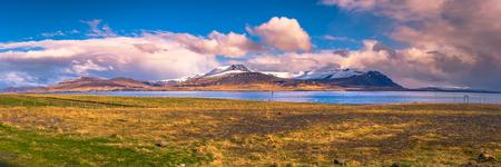 Snaefellsjoekull national park, Iceland