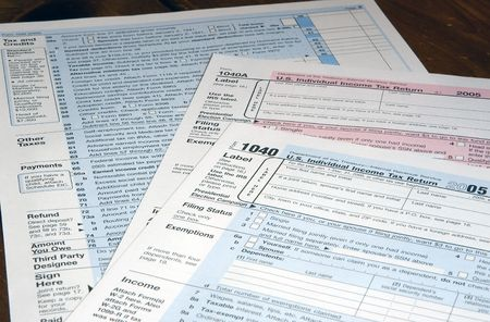 cpa: Tax Forms