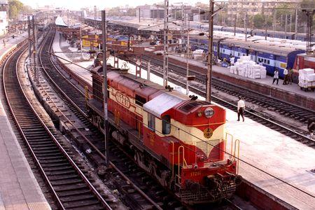 locomotora: Electric  Motor diesel