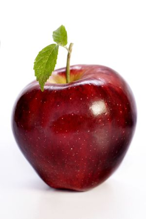 Red delicious apple Stock Photo - 2498229
