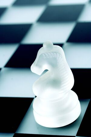 risky: Chess game-Knight