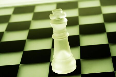 risky: Chess game-King