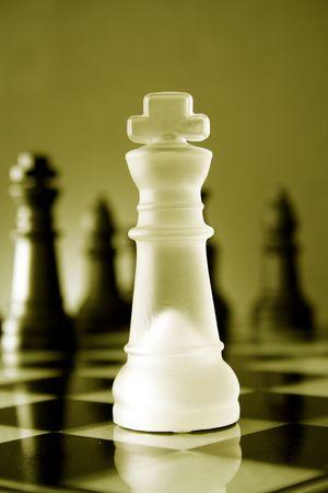 Chess game-King