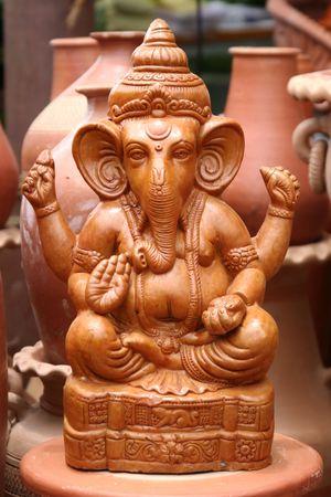 seigneur: Terrakota Seigneur ganesh idole � la vente