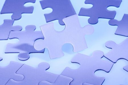 solver: A jigsaw puzzle makes a good metaphor for any problem to solve