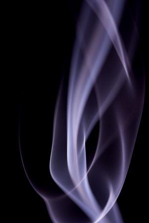 Smoke pattern Фото со стока