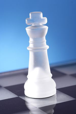 Chess king Фото со стока - 88609930