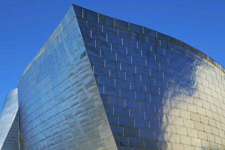 iron: Guggenheim Museum Bilbao Spain
