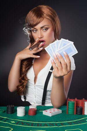 포커 플레이어