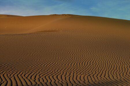 Sand Dunes Stock fotó