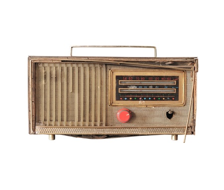 oldened: Vintage radio