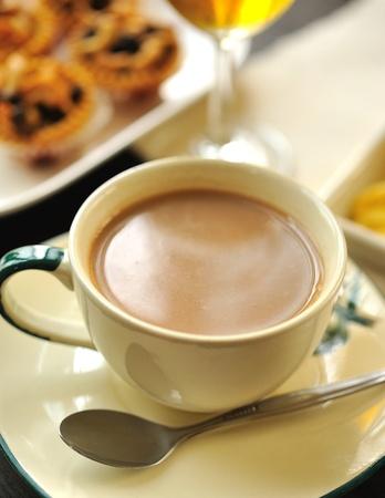 Eine Tasse Kaffee Standard-Bild