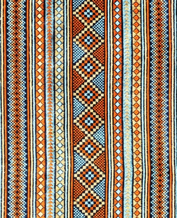 ancient thai textiles photo