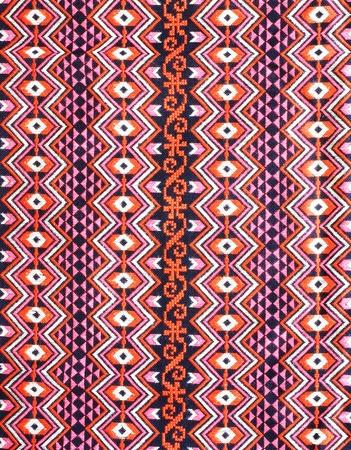 鹿尾菜タイの織物