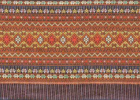 古代タイの織物