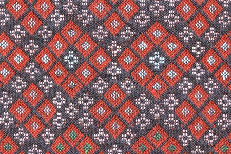 thai silk: ancient thai woven cloth
