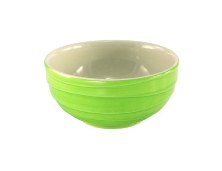 Isolated Empty Plate  with clipping path