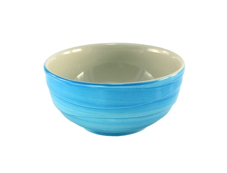 Isolated Empty Plate  with clipping path  photo