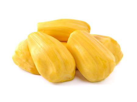 jackfruit isolated on white background Reklamní fotografie