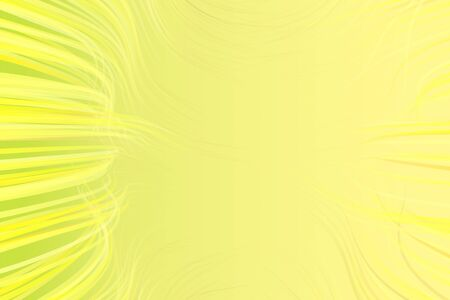 high quality rendering of wavy line background in lime green Stock Photo - 10401671