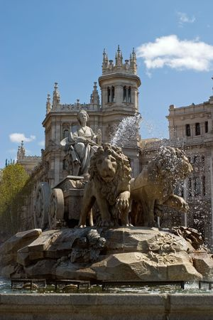 More Cibeles fountain in my portfolio