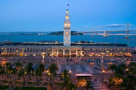 샌프란시스코: Embarcadero Building, San Francisco, California