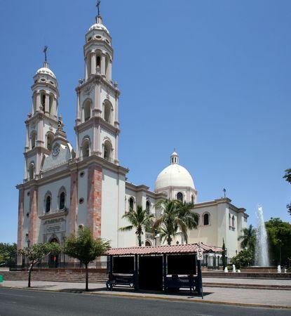 Catedral de Culiacan, Sinaloa, Mexico