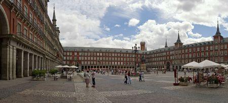 Madrid Spanje Stockfoto - 934286