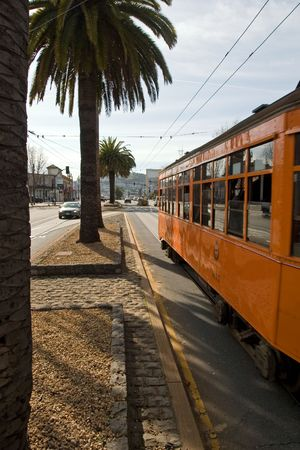 San Francisco public transportation Stock Photo - 934552