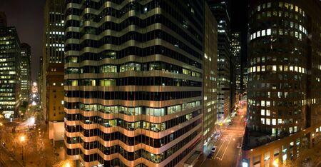 San Francisco downtown 版權商用圖片