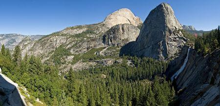Yosemite Valley in Northern California photo